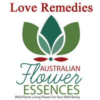 Australian Flower Essences und Sprays Love Remedies
