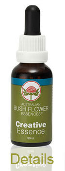 CREATIVE ESSENCE (Heartsong)  Australian Bush Flower Essences Australische Buschblüten