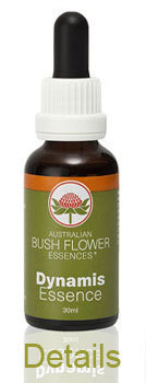 DYNAMIS ESSENCE (Vitality) Australian Bush Flower Essences