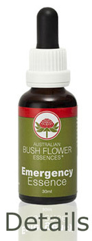 EMERGENCY ESSENCE Australian Bush Flower Essences