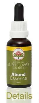 ABUND ESSENCE Buschblüten Australian Bush Flower Essences Ian White