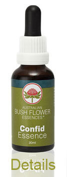 CONFID ESSENCE Australian Bush Flower Essences Australische Buschblüten