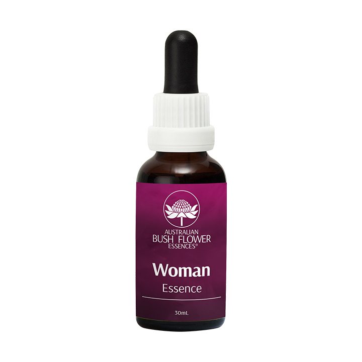 WOMAN Essence Combination Australian Bush Flower Essences
