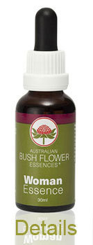 WOMAN ESSENCE Australian Bush Flower Essences Australische Buschblüten