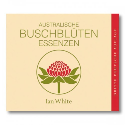 Booklet Australian Bush Flower Essences Ian White