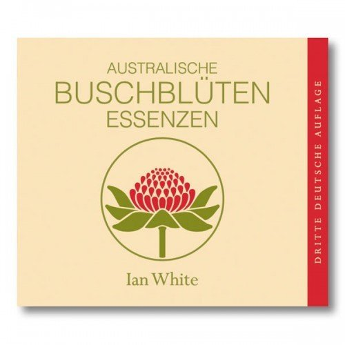 Booklet Australian Bush Flower Essences White
