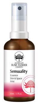 Sensuality Essence Mist Australian Bush Flower Essences