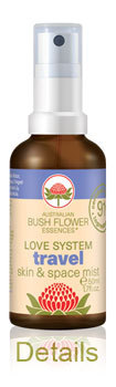 Travel Spray Australian Bush Flower Essences
