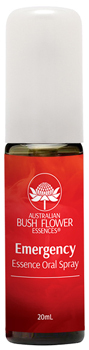 Emergency Oral Spray Australian Bush Flower Essences