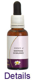 Emotions in Balance Kombination Living Essences