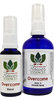 OVERCOME Australian Flower Essences Set Vitalspray 30 ml & Aura- und Umweltspray 100 ml